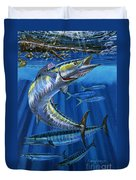 Wahoo Rip Off0047 Duvet Cover