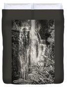 Wailua Waterfall 3 Duvet Cover