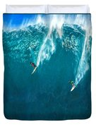 Waimea Bay Giant Duvet Cover