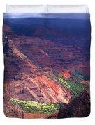 Waimea Canyon 3 Duvet Cover