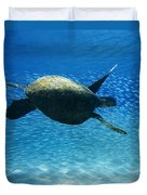 Waimea Turtle Duvet Cover