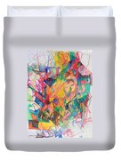 Waiting According To Intuition 1 Duvet Cover