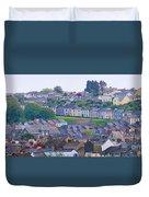 Wales Panorama Duvet Cover
