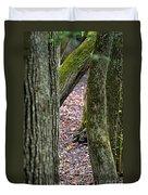 Walk Among The Trees Duvet Cover