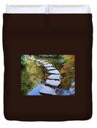 Walk On Water Duvet Cover
