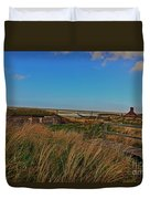 Walk To Wall Duvet Cover