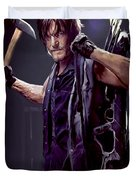 Walking Dead - Daryl Dixon Duvet Cover
