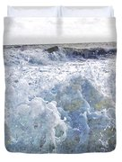 Walking On Water I Duvet Cover by Kevyn Bashore