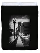 Walking To Knoxville Duvet Cover