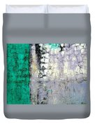 Wall Abstract 20 Duvet Cover