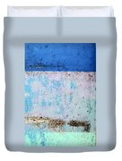Wall Abstract 25 Duvet Cover