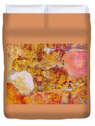 Wall Abstract 3 Duvet Cover