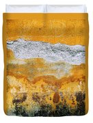 Wall Abstract 36 Duvet Cover