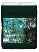 Wall Abstract 9 Duvet Cover