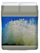 Wall Of Water 6 10/1 Duvet Cover