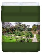 Walled Garden Duvet Cover