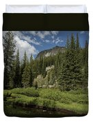 Wallowas - No. 1 Duvet Cover