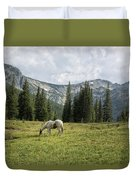 Wallowas - No. 2 Duvet Cover