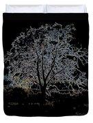 Walnut Tree Series Glowing Edges Duvet Cover