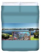 Walt Disney World Cars 2 Digital Art Composite 02 Duvet Cover