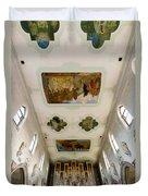 Wangen Organ And Ceiling Duvet Cover