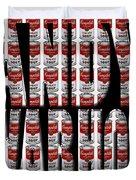 Warhol 3 Duvet Cover