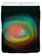 Wormhole Duvet Cover