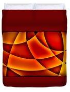 Warming Glow Duvet Cover