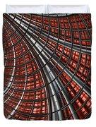 Warp Core Duvet Cover by John Edwards