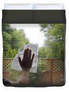 Washing A Window Duvet Cover