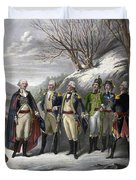 Washington & Generals Duvet Cover