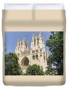 Washington Cathedral 5 Duvet Cover