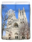 Washington National Cathedral Duvet Cover