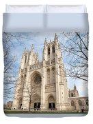 Washington National Cathedral Duvet Cover