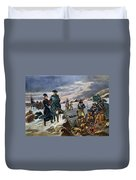 Washington: Valley Forge Duvet Cover