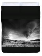 Washoe Clouds Duvet Cover