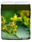 Wasp Duvet Cover
