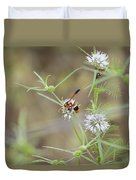 Wasp Variety Duvet Cover