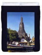 Wat Arun Duvet Cover