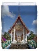 Wat Suwan Khiri Khet Ubosot Dthp265 Duvet Cover