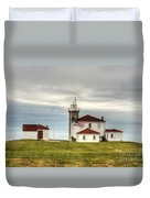 Watch Hill Lighthouse Duvet Cover