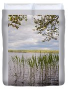 Watchaug Pond Duvet Cover