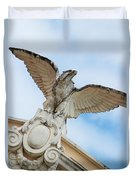 Watchful Eagle Duvet Cover