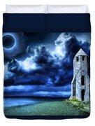 Watchtower Duvet Cover