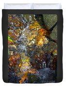 Water Abstract 2 Duvet Cover
