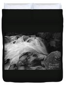 Water And Stone Nigel Creek 7 Duvet Cover