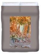 Water Artworks Duvet Cover
