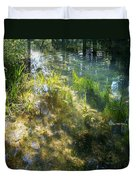 Water Colors Duvet Cover