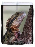 Water Dragon Duvet Cover