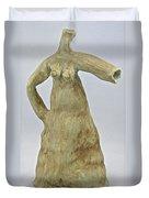Water Dress Duvet Cover